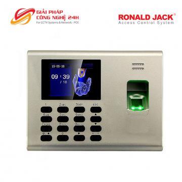 Máy chấm công vân tay Ronald Jack DG1000