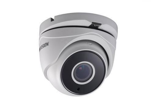Camera bán cầu hồng ngoại HD-TVI DS-2CE56F7T-ITM 3MP