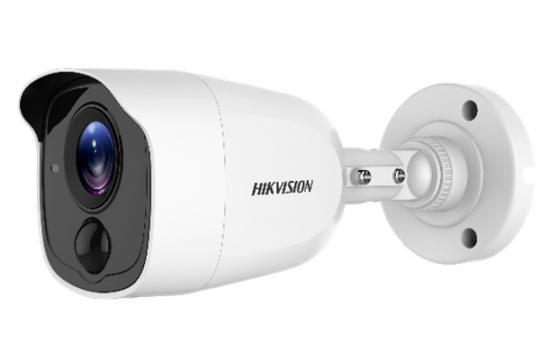 Camera tích hợp hồng ngoại chống trộm HD-TVI DS-2CE11H0T-PIRL 5 MP