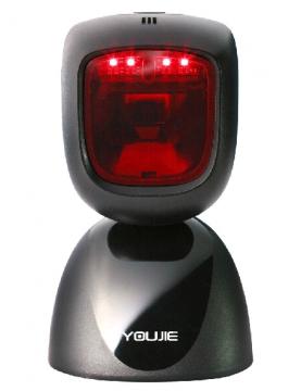 Máy đọc mã vạch 2D để bàn YOUJIE (Honeywell) HF 600
