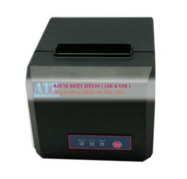 Máy in nhiệt  ATP 230 ( LAN & USB )