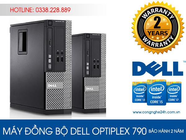 Máy Tính Đồng Bộ DELL Optiplex 790 - Cấu Hình QR0001