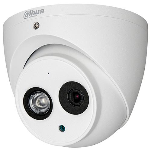 Camera bán cầu hồng ngoại Dahua HAC-HDW1200EMP-A-S4 2.0 MP