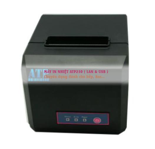 Máy in hóa đơn ATP 230 ( LAN & USB )