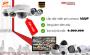 Trọn bộ gói combo 4 Camera Hikvision 2Mp Mới nhất